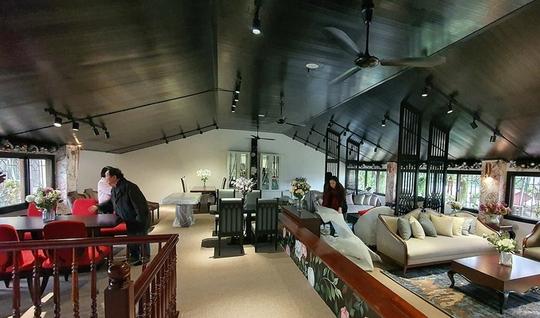 Dinh thự Bảo Đại bị lãng quên ở Hà Nội - Ảnh 10.