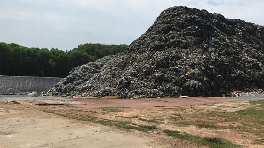 Thừa Thiên - Huế: Bế tắc xử lý rác - Ảnh 1.