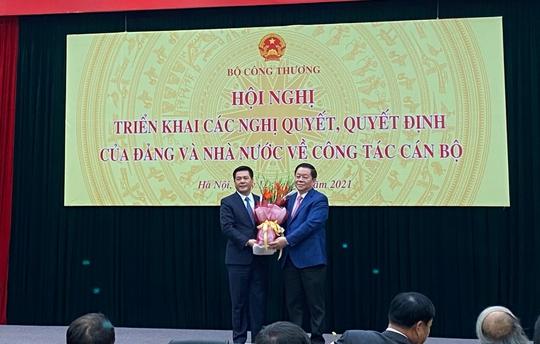 Tân Bộ trưởng Bộ Công Thương Nguyễn Hồng Diên: Thuận lợi lắm nhưng gian nan cũng nhiều - Ảnh 2.