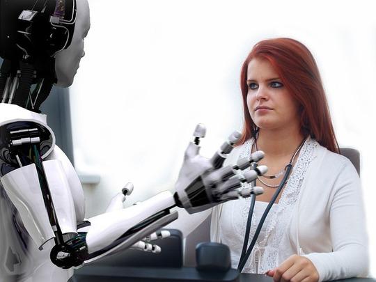 Cách để robot không giành mất công việc của bạn - Ảnh 1.
