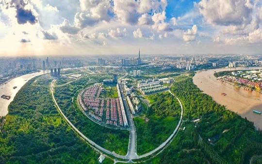 Thành phố Thủ Đức: Tâm điểm an cư và đầu tư lý tưởng - Ảnh 1.