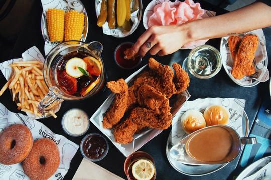Những xu hướng ẩm thực đang lên ngôi trên thế giới - Ảnh 8.