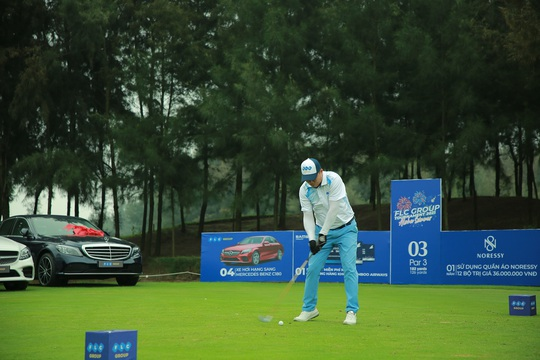 Golfer Nguyễn Tiến Sỹ vô địch FLC Group Tournament 2021 - Ảnh 2.