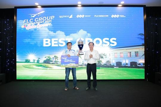 Golfer Nguyễn Tiến Sỹ vô địch FLC Group Tournament 2021 - Ảnh 4.