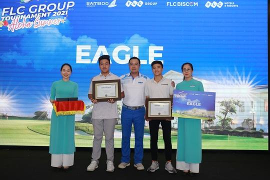 Golfer Nguyễn Tiến Sỹ vô địch FLC Group Tournament 2021 - Ảnh 5.