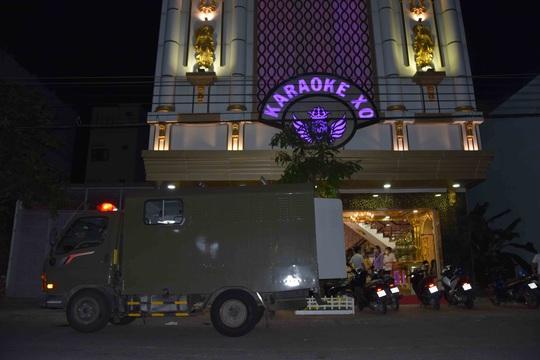 Cơ sở kinh doanh dịch vụ karaoke XO - ảnh Trọng Tín