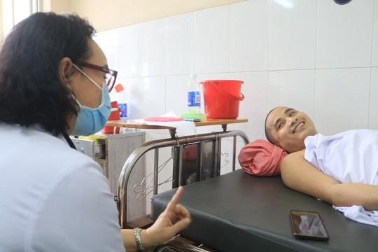 Một bệnh nhân được BHYT chi trả hơn 38 tỉ đồng - Ảnh 1.
