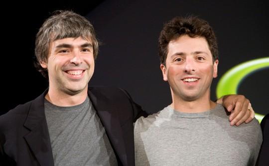 Hai đồng sáng lập Google gia nhập câu lạc bộ 100 tỷ USD - Ảnh 1.
