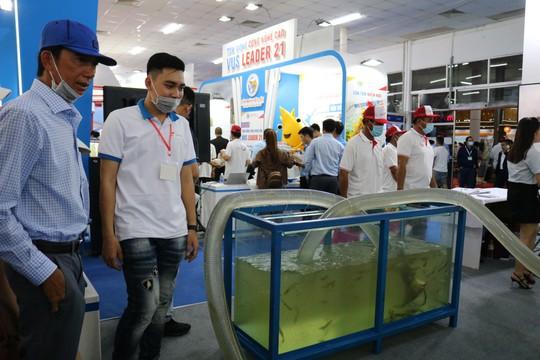 Việt Nam có thể trở thành cường quốc sản xuất, chế biến tôm số 1 thế giới - Ảnh 4.