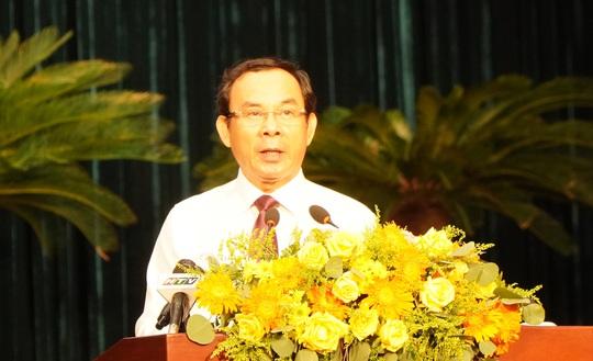 Bí thư Nguyễn Văn Nên: Không phải cứ lãnh đạo là được khen thưởng! - Ảnh 1.