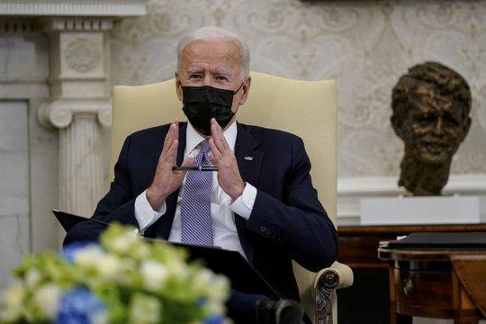 Phái đoàn thân Tổng thống Biden đến Đài Loan - Ảnh 1.