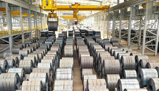 Hòa Phát trở thành nhà sản xuất thép lớn nhất Việt Nam - Ảnh 3.