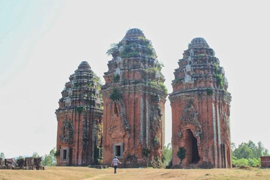 Mê hoặc tháp Chăm Bình Định - Ảnh 3.