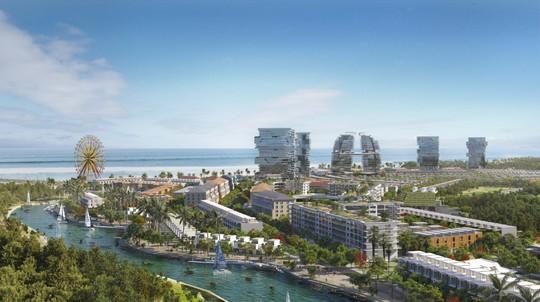 Tiềm năng lớn của cung đường du lịch Hồ Tràm - Bình Châu - Ảnh 2.