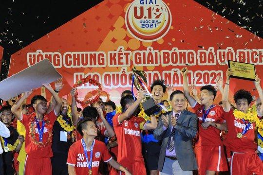 Sân chơi U19 và những giá trị cốt lõi - Ảnh 1.