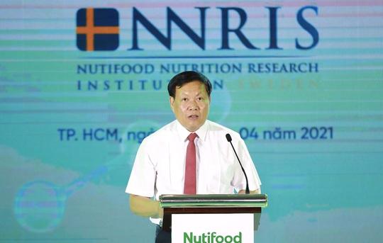 Nutifood ra mắt Viện Nghiên cứu dinh dưỡng Nutifood Thụy Điển - Ảnh 2.