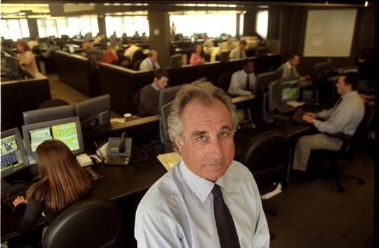 Cuộc đời siêu lừa Bernard Madoff - Ảnh 1.