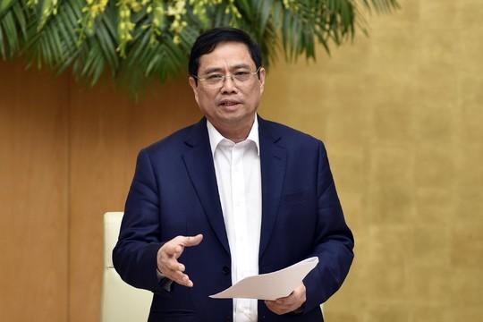 Thủ tướng Phạm Minh Chính: Hành động thiết thực, hiệu quả, không phô trương - Ảnh 1.