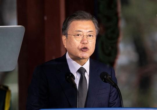 Đảng cầm quyền thua đau, tổng thống Hàn Quốc thay máu nội các - Ảnh 1.