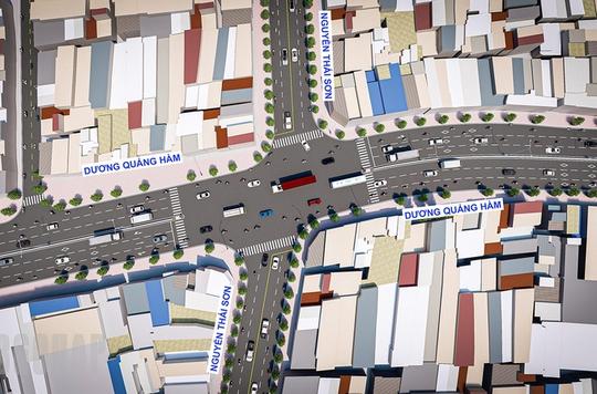 UBND TP HCM kiến nghị thu hồi hơn 8.800 m2 đất quốc phòng để làm 3 tuyến đường - Ảnh 1.