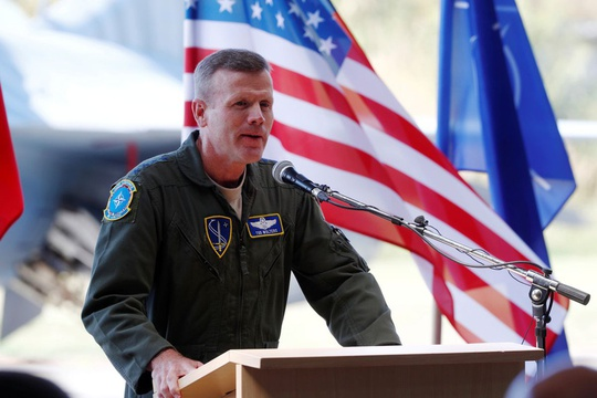 Tướng Mỹ úp mở về khả năng Nga tấn công Ukraine - Ảnh 1.