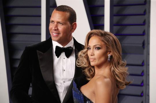 Những mối tình của Jennifer Lopez - Ảnh 1.