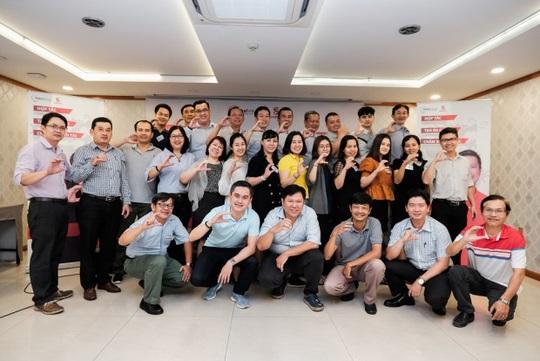 SABECO xây dựng môi trường làm việc đẳng cấp, hướng đến thành công tương lai - Ảnh 4.