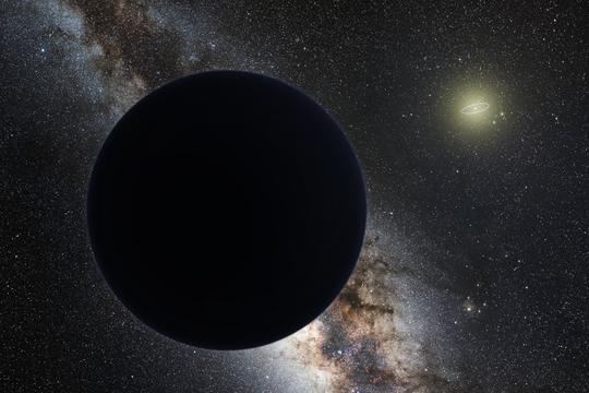 Tìm ra hành tinh thứ 9 đáng sợ, đang gây rối ở rìa Hệ Mặt Trời - Ảnh 1.