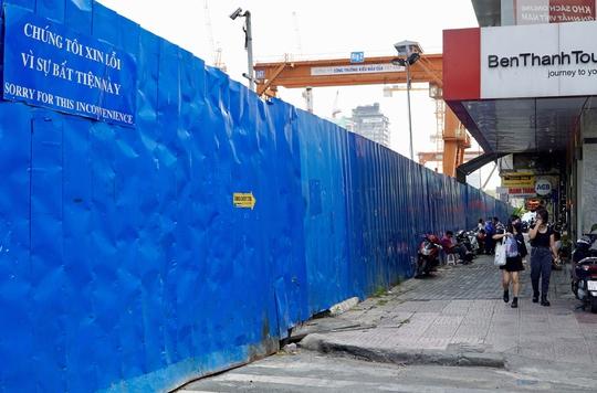 Ngày 20-4, TP HCM tạm dừng thi công các công trình - Ảnh 2.