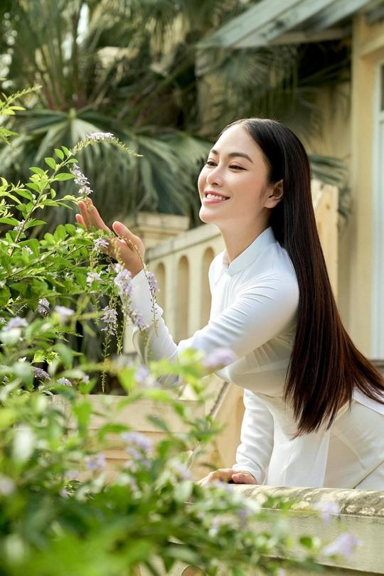 Hoa hậu Áo dài Việt Nam 2019 Tuyết Nga ra mắt MV tri ân quê hương Thanh Hoá - Ảnh 2.