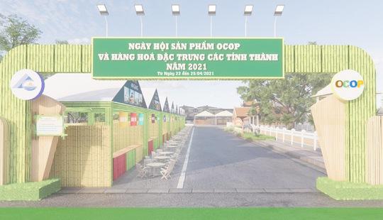 24 tỉnh, thành sẽ quảng bá du lịch và sản phẩm OCOP tại Châu Đốc - Ảnh 1.