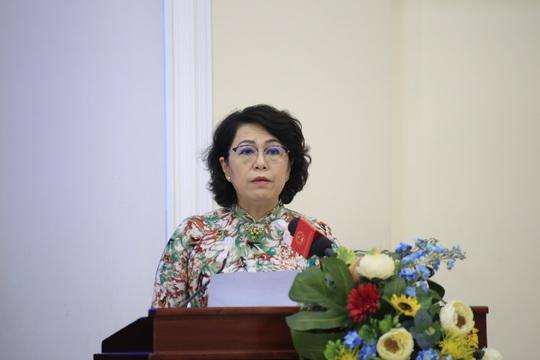TP HCM thông qua danh sách giới thiệu 38 người ứng cử đại biểu Quốc hội - Ảnh 1.