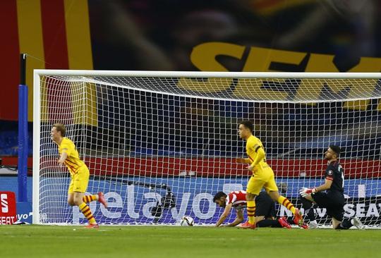 Cúp Nhà vua: 12 phút rực sáng chung kết, Barcelona lên ngôi vô địch  - Ảnh 5.