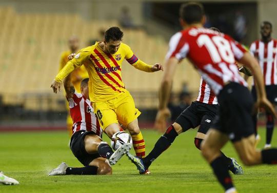 Cúp Nhà vua: 12 phút rực sáng chung kết, Barcelona lên ngôi vô địch  - Ảnh 2.