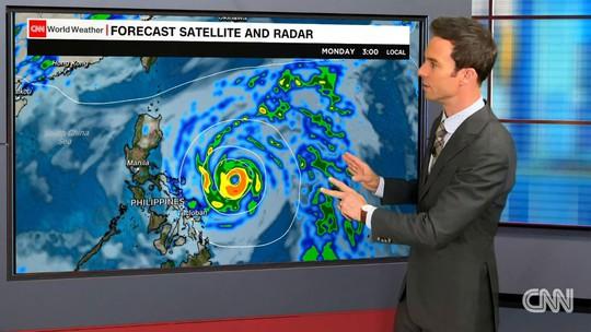 Philippines nín thở chờ siêu bão - Ảnh 1.
