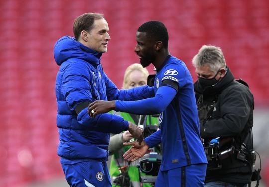 Man City tan giấc mộng ăn 4, Chelsea đoạt vé chung kết FA Cup - Ảnh 1.