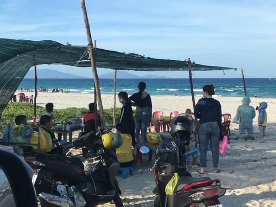 Tắm biển, 4 học sinh lớp 8 ở Khánh Hòa chết đuối - Ảnh 1.