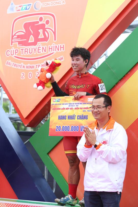 Cúp Truyền hình TP HCM: Bất ngờ từ thương binh Nguyễn Văn Nhã - Ảnh 3.