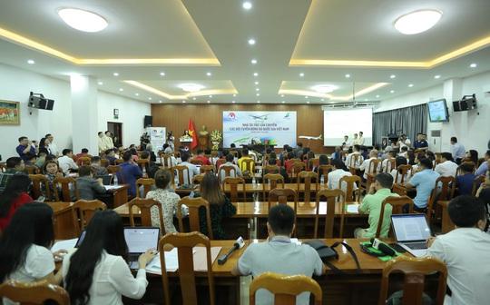 Các đội tuyển bóng đá Quốc gia Việt Nam có nhà tài trợ vận chuyển đường không - Ảnh 2.