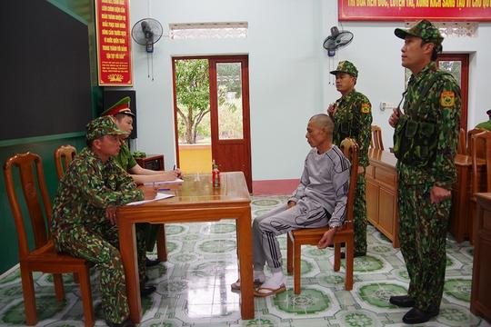 Bắt đối tượng tổ chức đưa người xuất cảnh trái phép sang Trung Quốc - Ảnh 1.