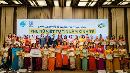 Hỗ trợ 1 triệu phụ nữ Việt tự tin làm kinh tế đến năm 2025 - Ảnh 1.