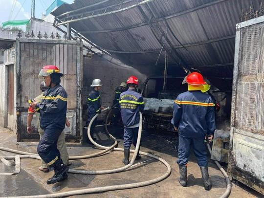 Bồi dưỡng kiến thức, kỹ năng phòng cháy chữa cháy, cứu hộ, cứu nạn - Ảnh 1.