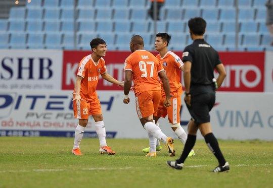 Hà Nội FC thất bại ở Đà Nẵng, rơi khỏi top 4 V-League 2021 - Ảnh 2.