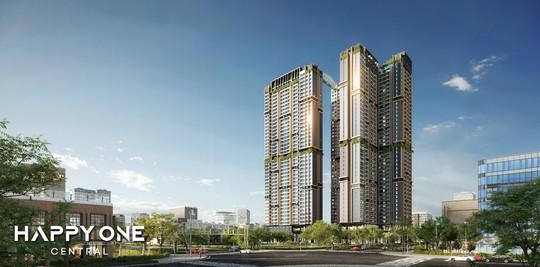 Happy One - Central: Địa điểm thu hút đầu tư ngay trung tâm TP Thủ Dầu Một - Ảnh 1.