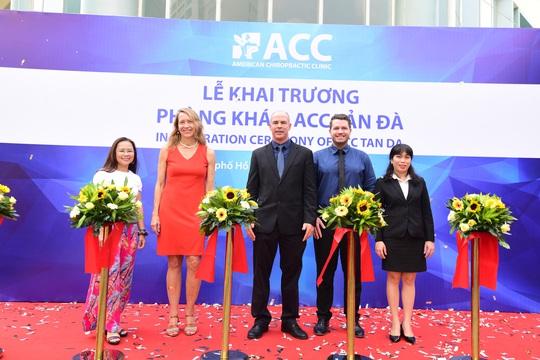 ACC khai trương thêm chi nhánh ở TP HCM - Ảnh 1.