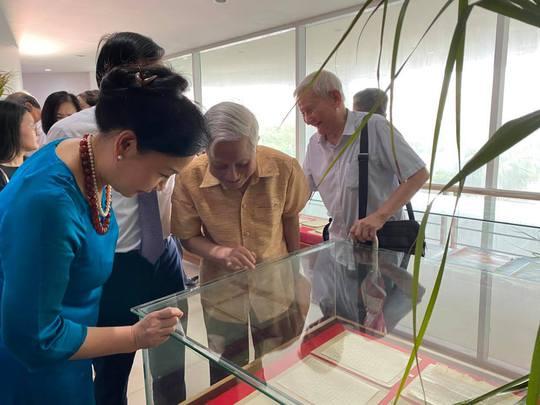 Trưng bày, tọa đàm báo chí Việt Nam 1946-1954: Từ Hà Nội đến chiến khu Việt Bắc - Ảnh 2.