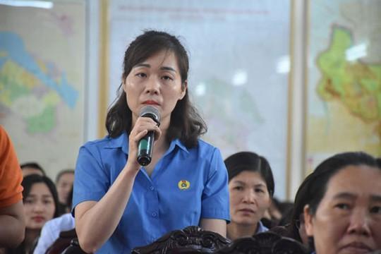 Hà Nội: Phổ biến Bộ Luật Lao động 2019 đến người lao động - Ảnh 1.