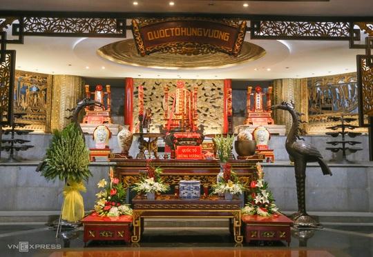 Khám phá 3 ngôi đền thờ vua Hùng ở TP HCM - Ảnh 6.