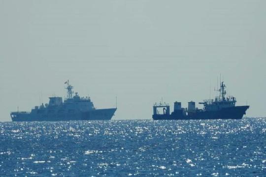 Tổng thống Philippines ra tuyên bố rắn với Trung Quốc về biển Đông - Ảnh 1.