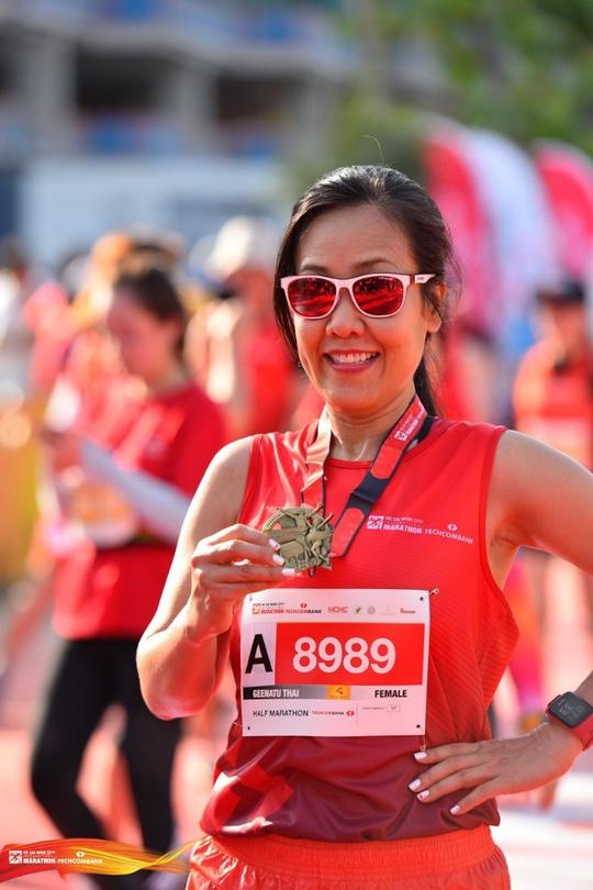 Giải Marathon Quốc Tế TP.HCM Techcombank mùa thứ 4: Sải bước trên đường chạy vượt trội - Ảnh 2.